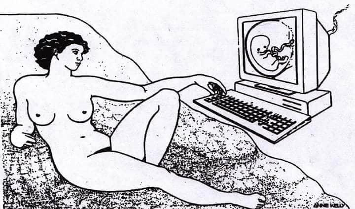 texto sobre aborto para blog