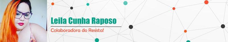 Leila Raposo traz sua experiência e vivência para discutir a gordofobia e mecanismos colonialistas de permanência do preconceito e discriminação contra pessoas gordas em nosso meio social.